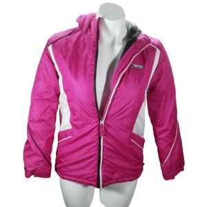 Xpedition Women Size 10-12 Jacket Pink 02968